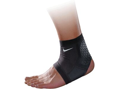 NIKE Bandage Pro Hyperstrong Ankle Sleeve Schwarz