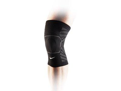 NIKE Schoner 9337/28 Advantage Knitted Knee Sleeve Schwarz