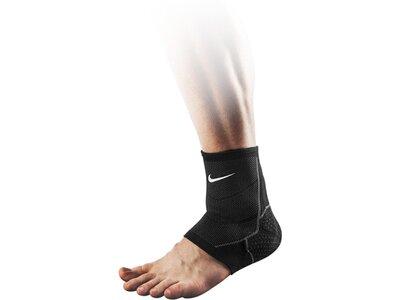 NIKE Bandage Advantage Knitted Ankle Sleeve Schwarz