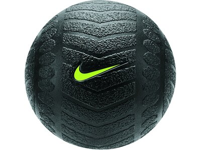 NIKE Inflatable Recovery Ball Schwarz