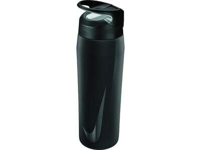 "NIKE Trinkflasche ""Hypercharge Straw"" 709 ml Schwarz"