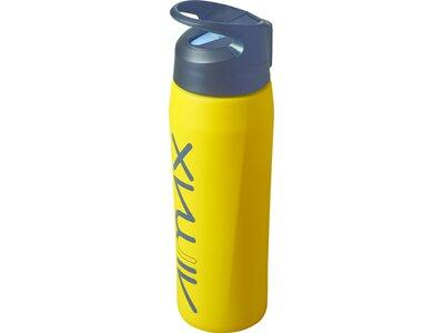 NIKE SS Hypercharge Straw Bottle Elite Air Max 24oz/709 ml Grau