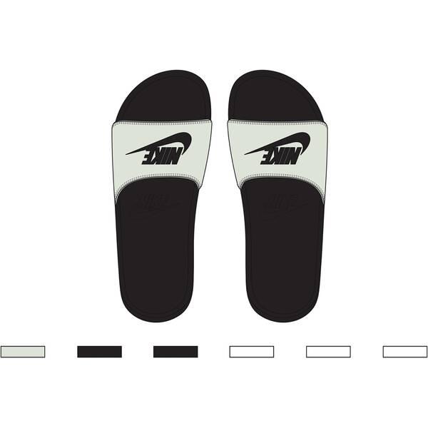 NIKE Damen Badeschuhe Benassi | Schuhe > Badeschuhe | Black | Nike