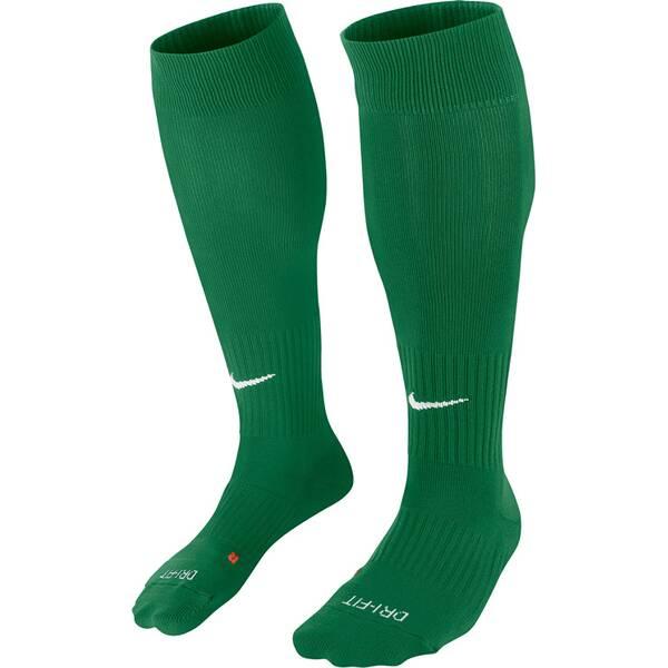 NIKE Herren Fußballstutzen CLASSIC II SOCK | Sportbekleidung > Funktionswäsche > Fußballstutzen | Green - White | NIKE