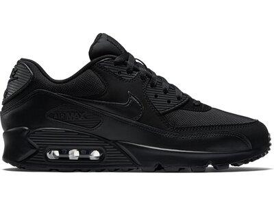 "NIKE Herren Sneaker ""Air Max 90 Essential"" Schwarz"