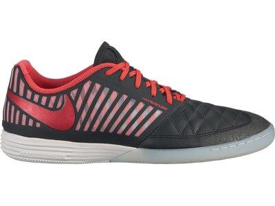 NIKE Indoor/Court Fußball Schuhe NIKE LUNARGATO II Grau