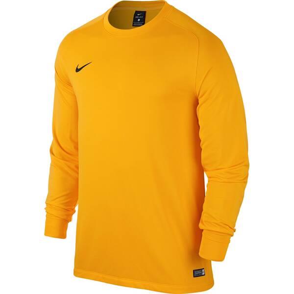 NIKE Herren Fußballtrikot LS PARK GOALIE II JSY   Sportbekleidung > Trikots > Fußballtrikots   Gold - Black   Nike