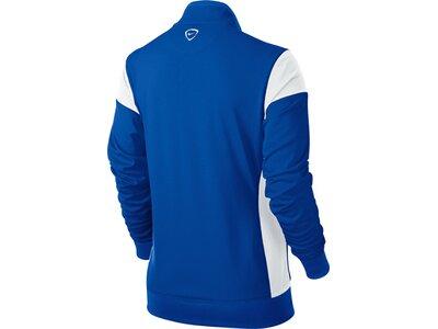 NIKE Damen Fußballjacke W'S ACADEMY14 SDLN Blau
