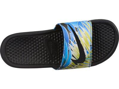 NIKE Damen Sandals WMNS BENASSI JDI PRINT Grau