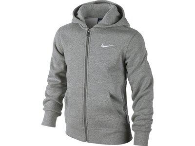NIKE Lifestyle - Textilien - Jacken YA76 BF Full Zip Hoody Kids Grau