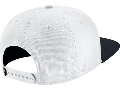 NIKE Herren CAP PRO Grau