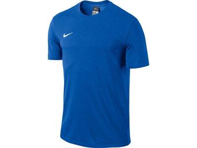 NIKE T-Shirt TEAM CLUB BLEND Blau