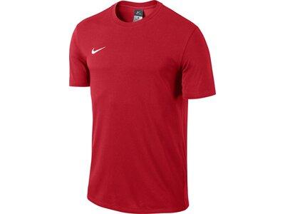 NIKE Kinder T-Shirt TEAM CLUB BLEND Rot