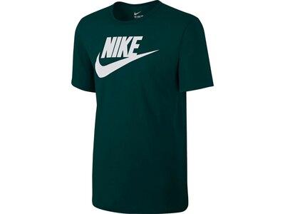 "NIKE Herren Trainingsshirt / T-Shirt ""Futura Icon"" Schwarz"