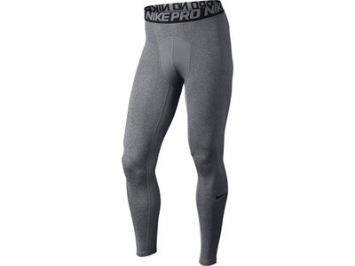 NIKE Herren Tights COOL Grau