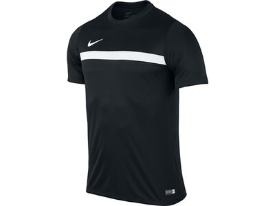 NIKE Herren Fußball-Shirt ACADEMY16 SS TOP Schwarz