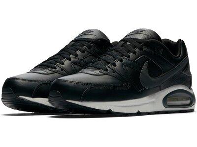 """NIKE Herren Sneaker """"Air Max Command Leather"""" Schwarz"""