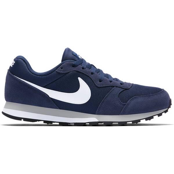 NIKE Herren Sneakers MD Runner 2 Grau