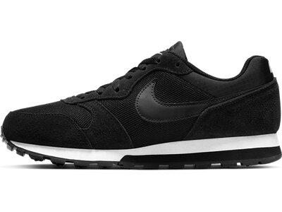 "NIKE Damen Sneaker ""MD Runner 2"" Schwarz"