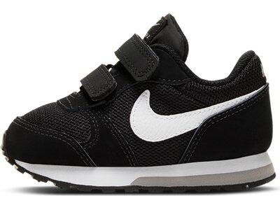 """NIKE Kleinkind Sneaker """"MD Runner 2"""" Schwarz"""
