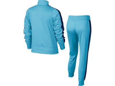 NIKE Girls Trainigsanzug Blau
