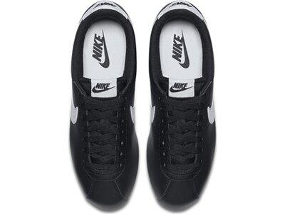 NIKE Damen Sneakers Classic Cortez Grau