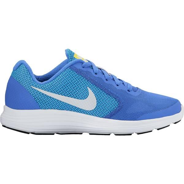 NIKE Girls Laufschuhe Nike Revolution 3 (GS) Blau