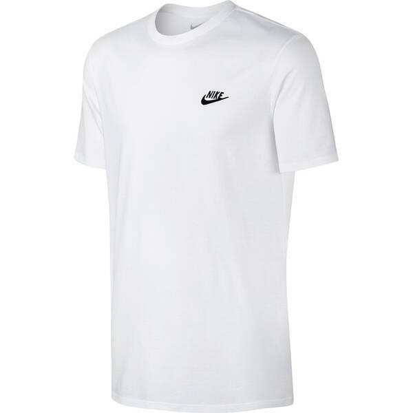 NIKE Herren T-Shirt CLUB EMBRD FTRA