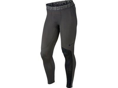 NIKE Herren Tights Nike Pro Hypercool Tight Grau
