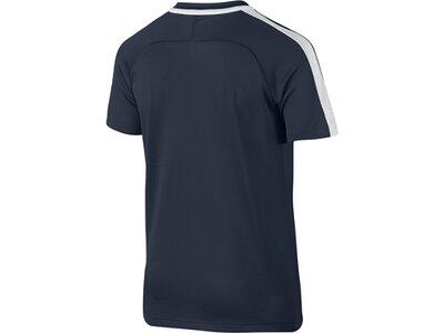 NIKE Jungen Fußballshirt Academy Kurzarm Grau
