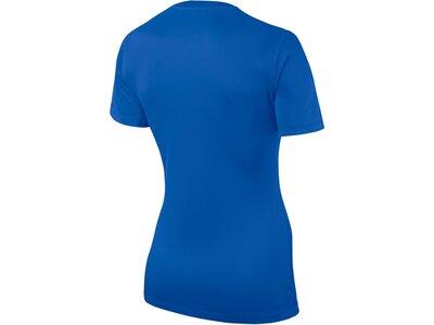 NIKE Damen Fußballtrikot DRY PARK VI JSY SS Blau
