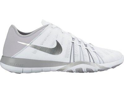 NIKE Damen Trainingsschuhe / Fitnessschuhe Nike Free TR 6 Weiß