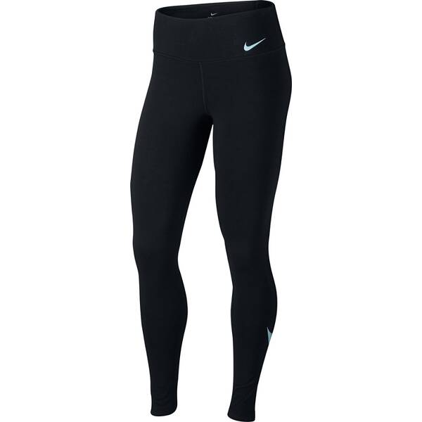 NIKE Damen Tight DFC GPX Schwarz