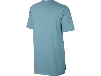 NIKE Herren T-Shirt DRPTL AV15 PKT PRNT Blau