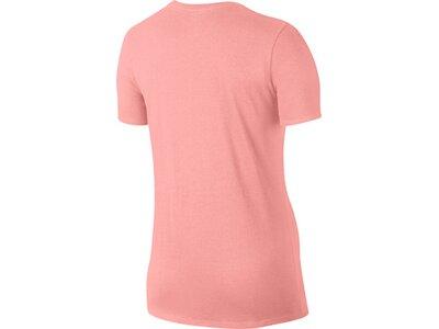 NIKE Damen Trainingsshirt / T-Shirt Sportswear Pink