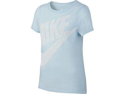 NIKE Kinder T-Shirt SS MESH FUTURA Blau
