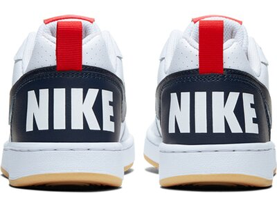NIKE Kinder Schuhe NIKE COURT BOROUGH LOW (GS) Grau