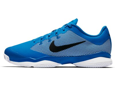 NIKE Herren Tennisschuhe Air Zoom Ultra Clay Sandplatz Blau