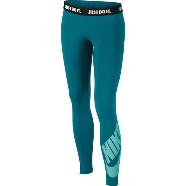 NIKE Girls Trainingstights / Fitnesshose Sportswear Leg-A-See Legging