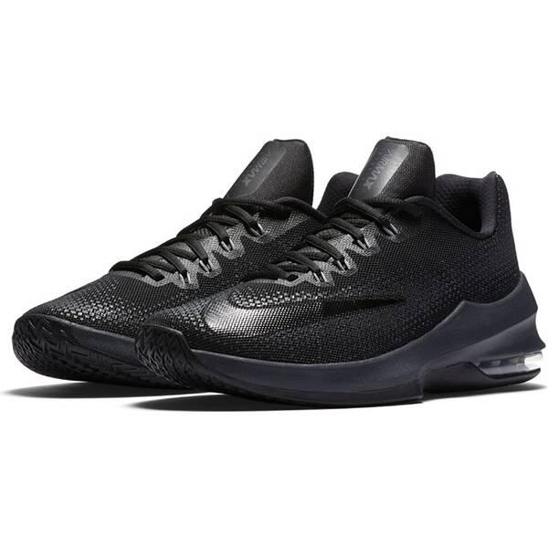 NIKE Herren Basketballschuhe Air Max Infuriate Low