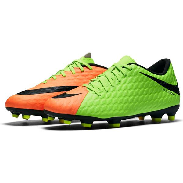 NIKE Herren Fußballschuhe Hypervenom Phade III (FG) Firm-Ground Football Boot