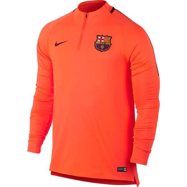 NIKE Herren Shirt FCB DRY DRIL TOP SQD