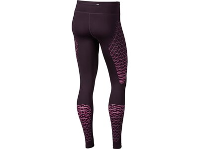 NIKE Damen Leggings Women's Nike Power Running Tights Schwarz