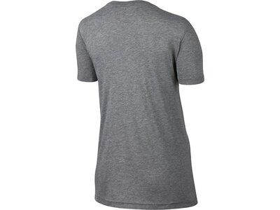 NIKE Damen T-Shirt Grau