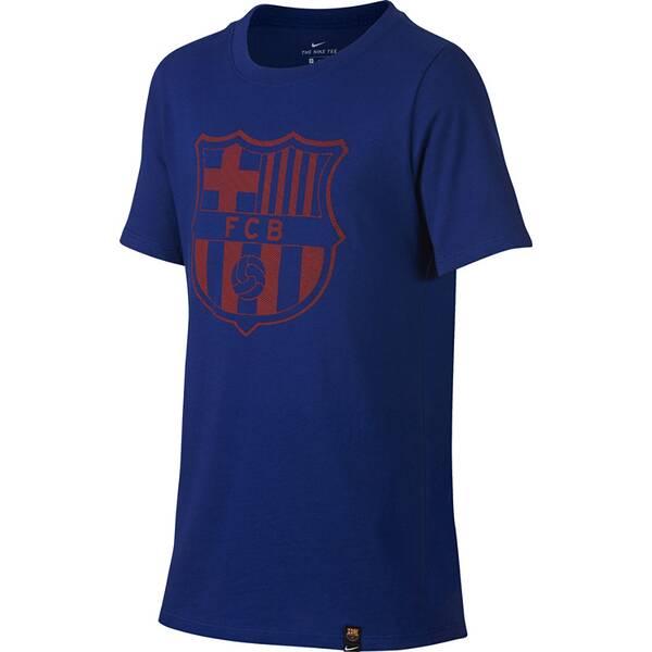 NIKE Kinder T-Shirt FCB CREST