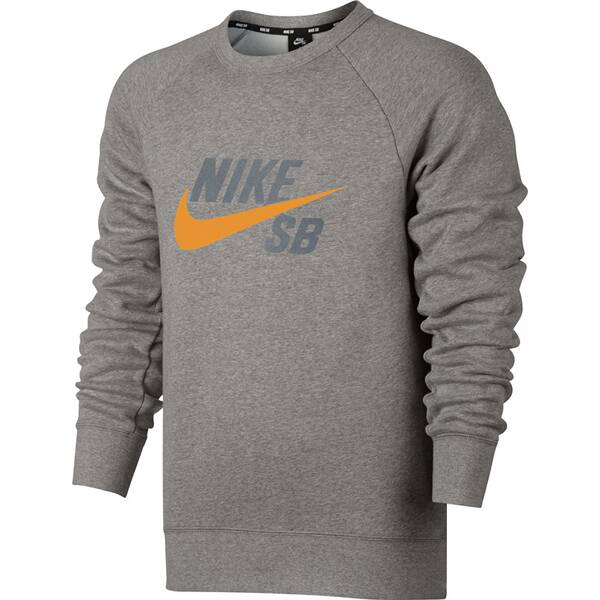 best shoes best value new york NIKE Herren Sweatshirt SB ICON CREW GFX