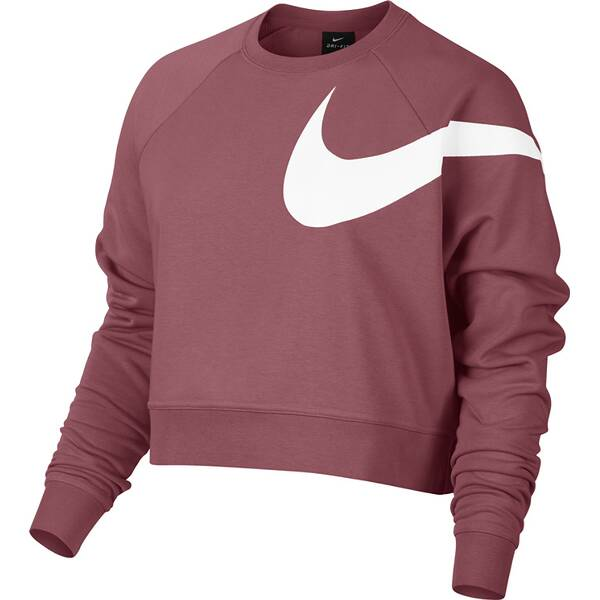 NIKE Damen Sweatshirt Nike Dry Training Top
