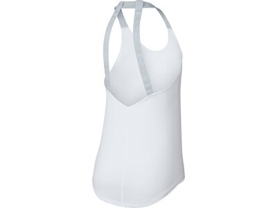 NIKE Damen Trainingstop Grau