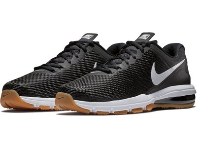 NIKE Herren Workoutschuhe Nike Air Max Full Ride Tr 1.5 Silber