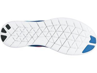 "NIKE Herren Laufschuhe ""Men's Nike Free RN 2017 Running Shoe"" Blau"